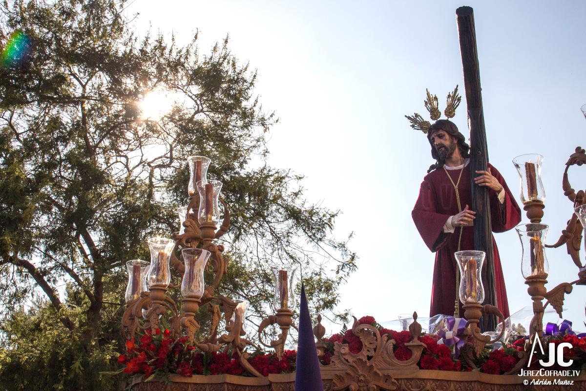 Salud de San Rafael – Sabado de Pasion Jerez 2014 (1)