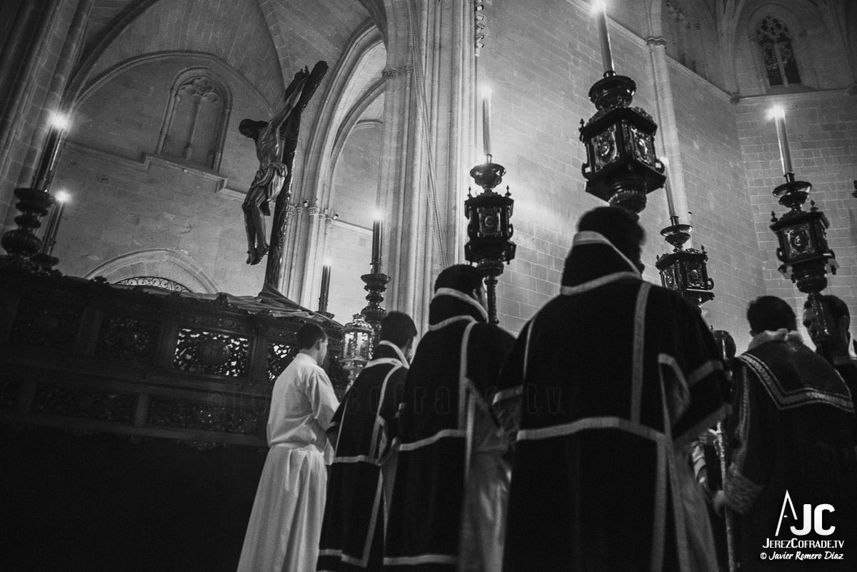 001 – Traslado paso Stmo. Cristo de la Buena Muerte