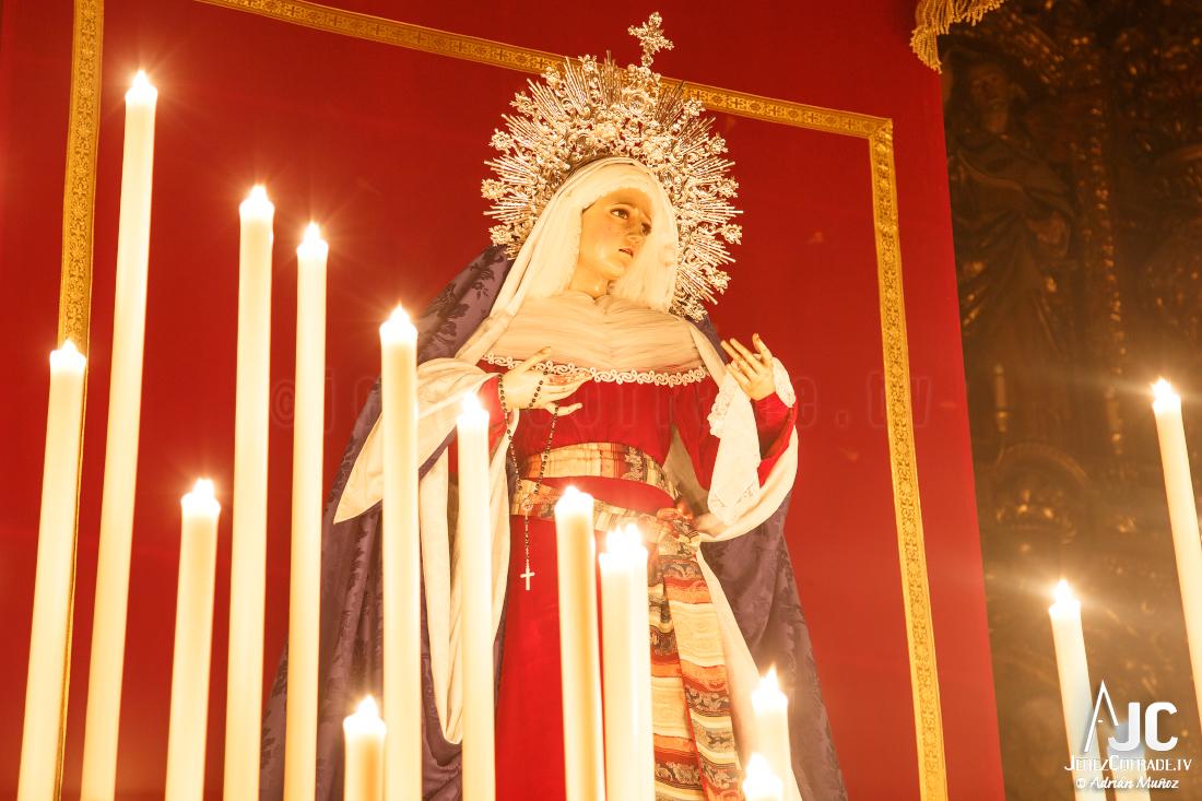 A la Luz de las Velas – Oracion en el Huerto (2)
