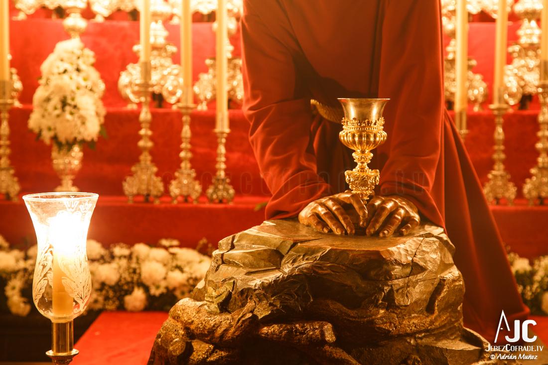 A la Luz de las Velas – Oracion en el Huerto (4)