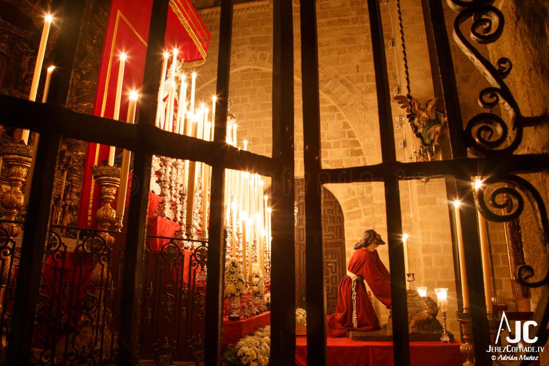 A la Luz de las Velas – Oracion en el Huerto (8)