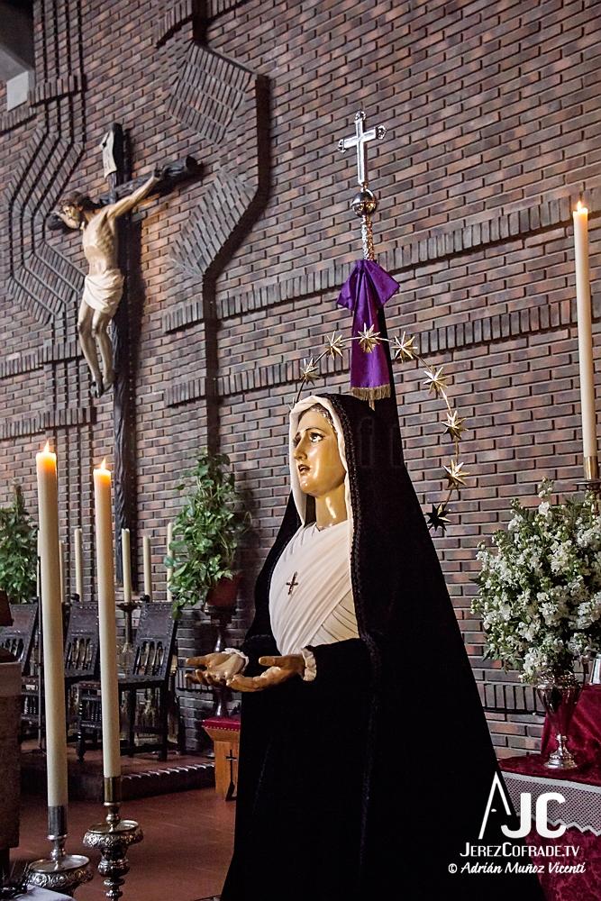 Amor y Sacrificio – Primer Domingo de Cuaresma – Jerez 2017 (1)