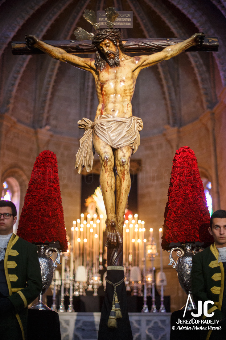 Cristo de la Esperanza – Vera Cruz – Primer Viernes de Marzo – Jerez 2017 (1)