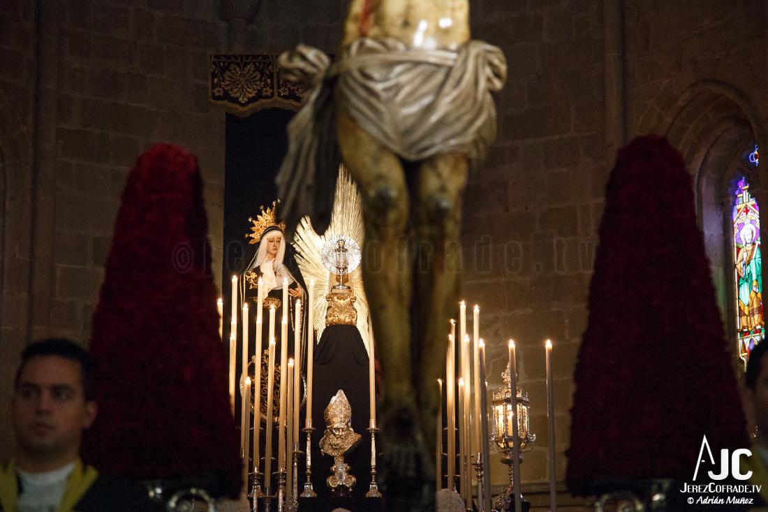 Cristo de la Esperanza – Vera Cruz – Primer Viernes de Marzo – Jerez 2017 (2)