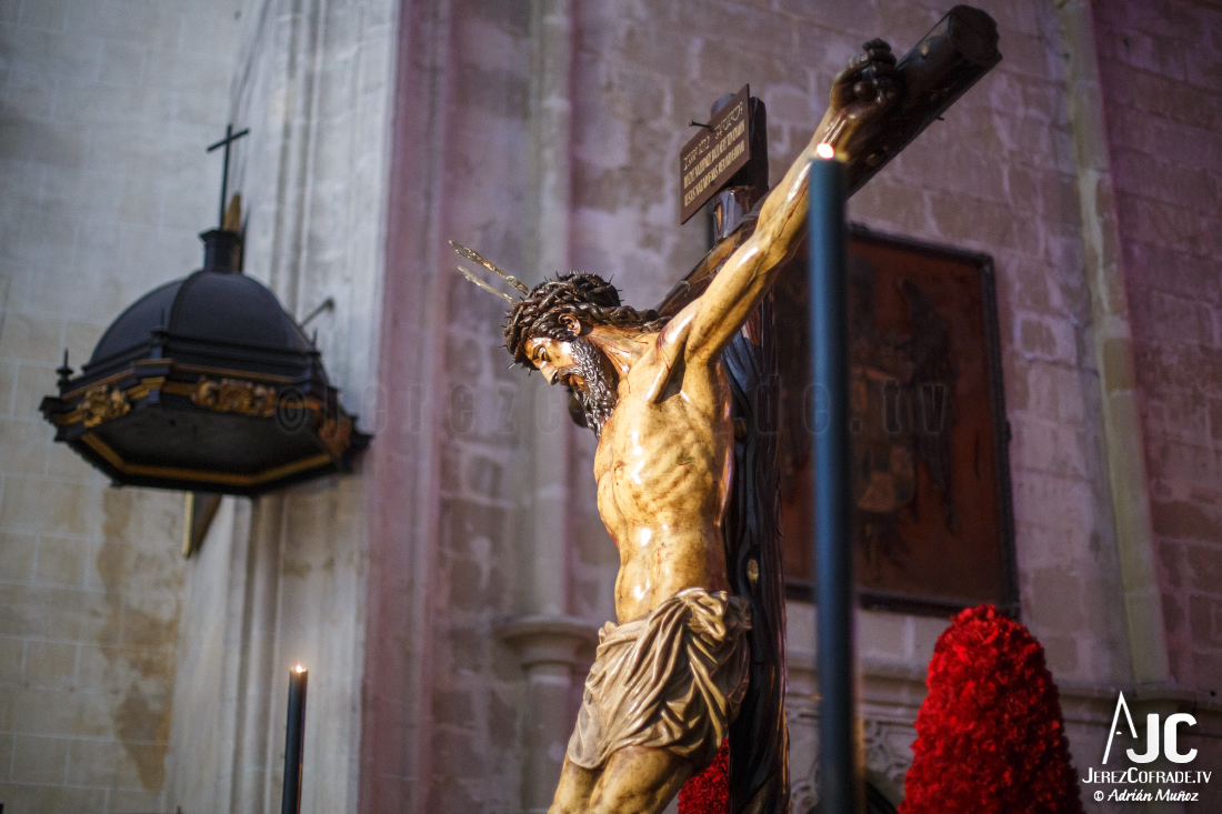 Cristo de la Esperanza – Vera Cruz – Primer Viernes de Marzo – Jerez 2017 (3)