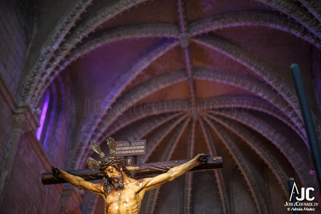 Cristo de la Esperanza – Vera Cruz – Primer Viernes de Marzo – Jerez 2017 (4)