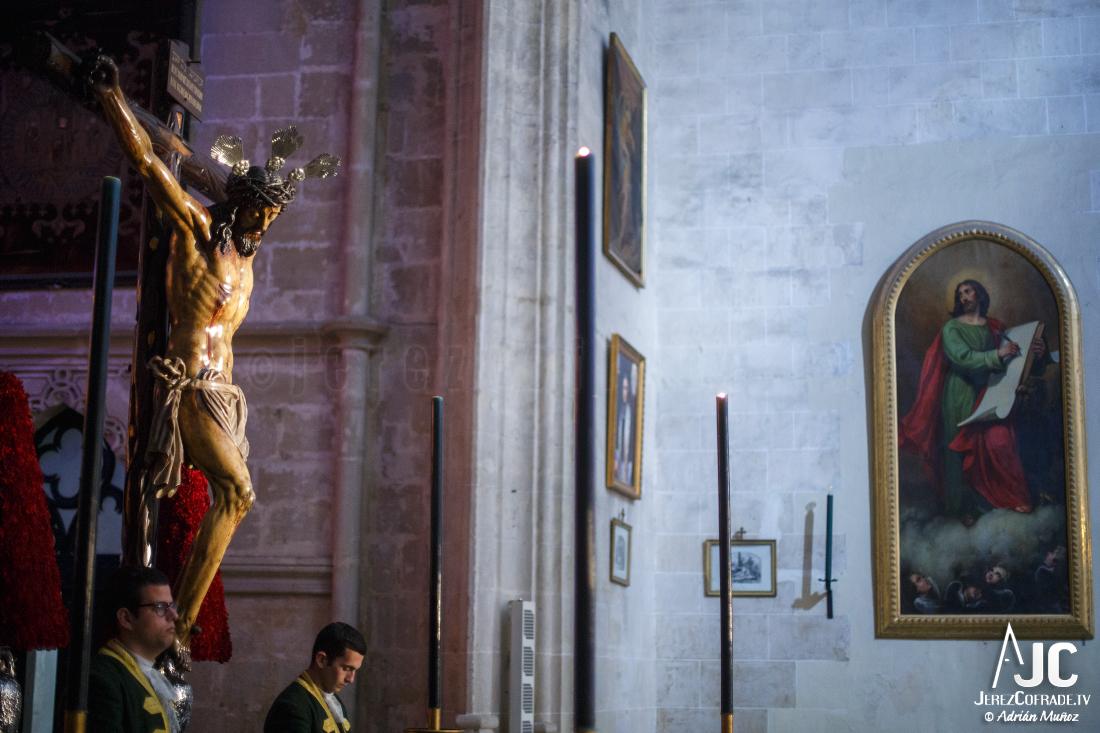 Cristo de la Esperanza – Vera Cruz – Primer Viernes de Marzo – Jerez 2017 (5)