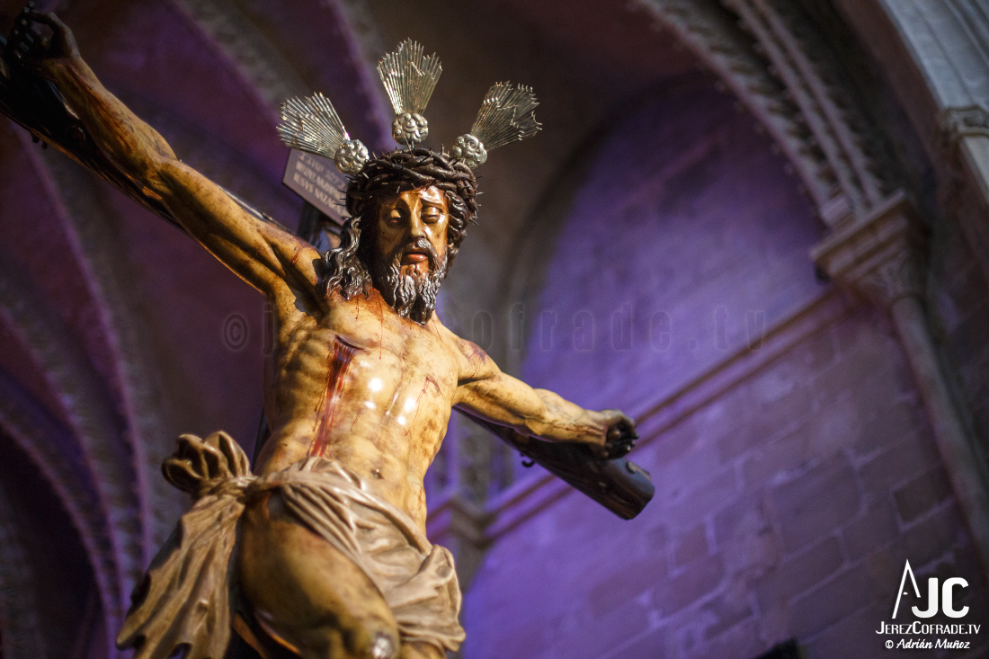 Cristo de la Esperanza – Vera Cruz – Primer Viernes de Marzo – Jerez 2017 (6)