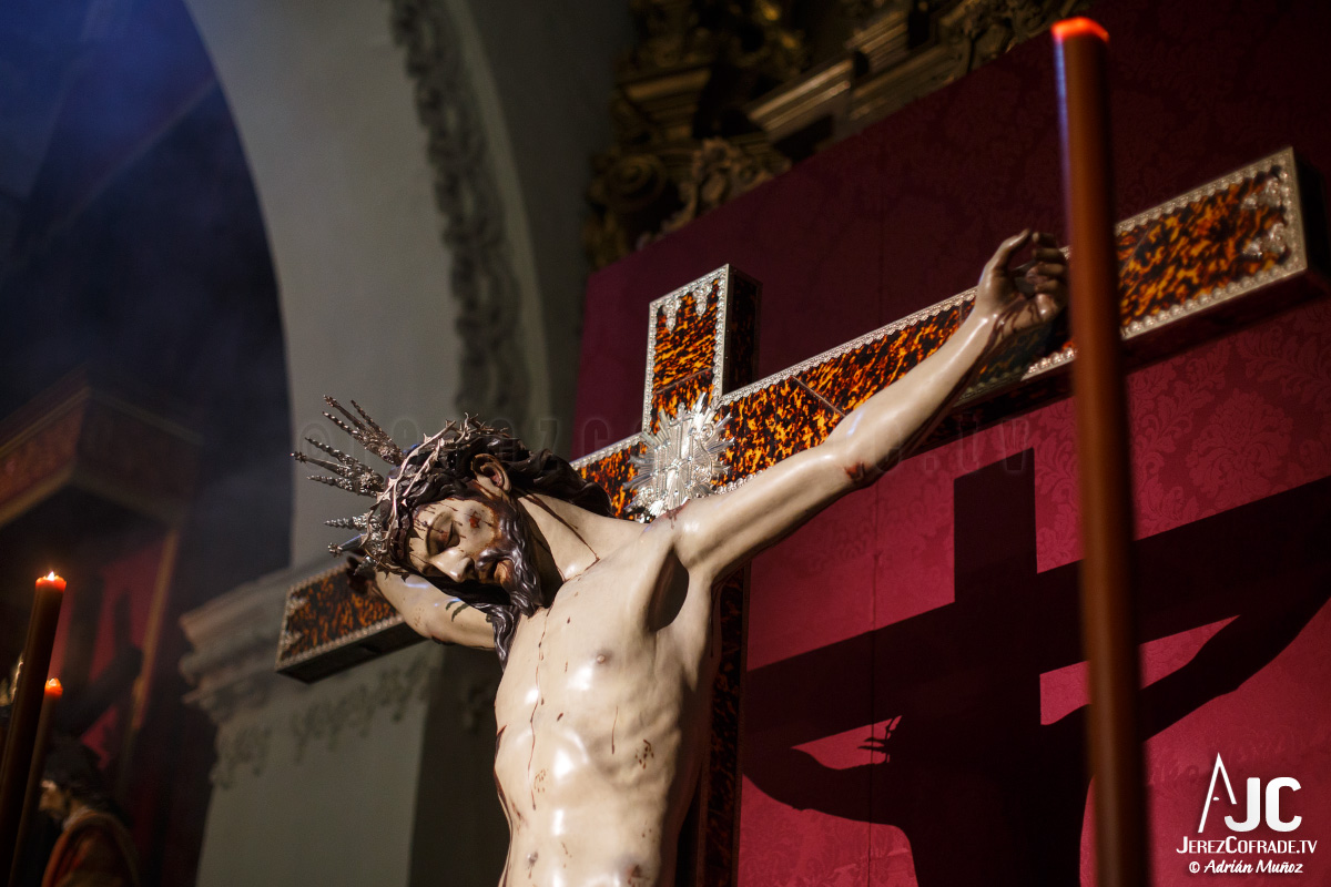 Cristo de la Salud San Lucas – Miercoles de Ceniza – Jerez 2017 (1)