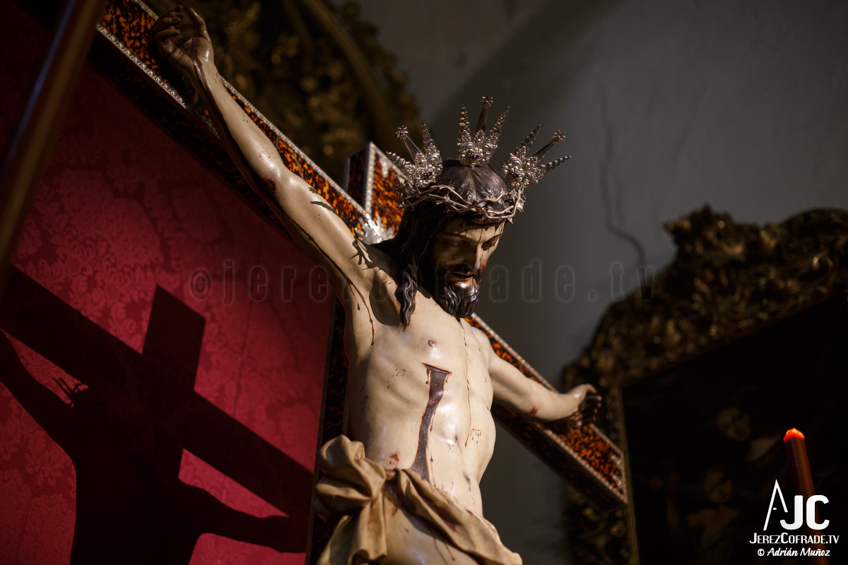 Cristo de la Salud San Lucas – Miercoles de Ceniza – Jerez 2017 (2)