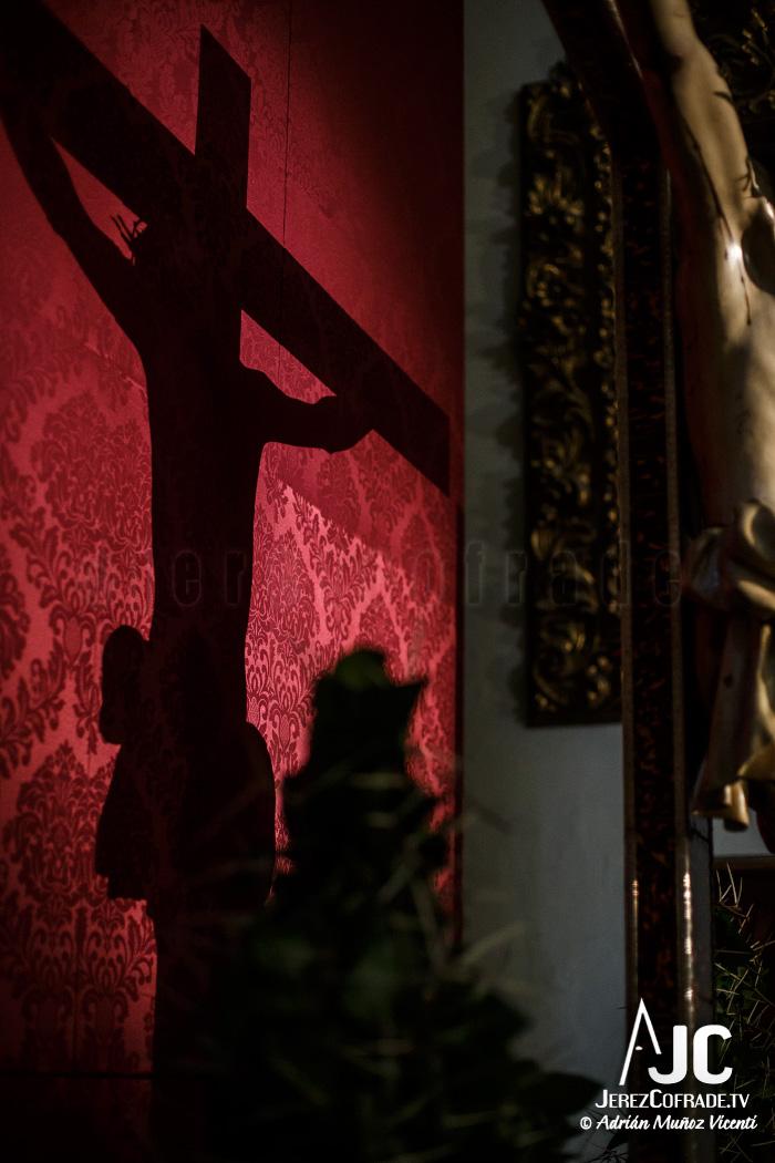 Cristo de la Salud San Lucas – Miercoles de Ceniza – Jerez 2017 (3)