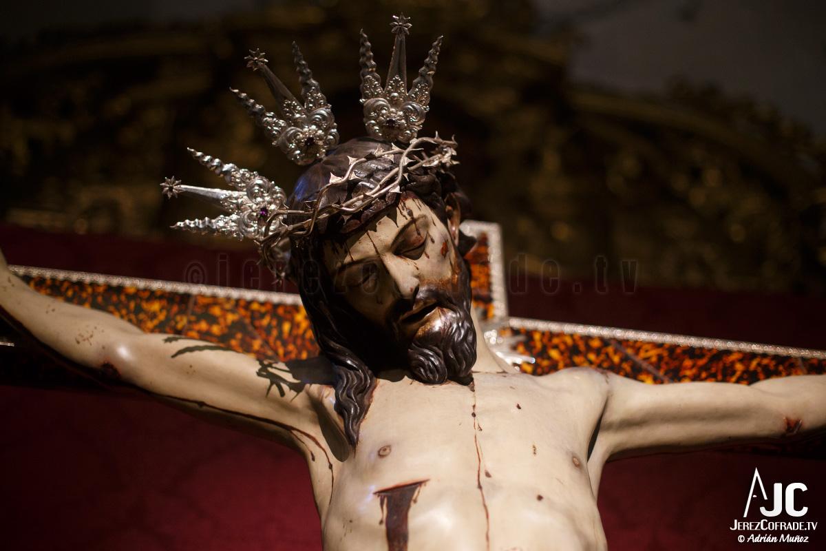 Cristo de la Salud San Lucas – Miercoles de Ceniza – Jerez 2017 (4)