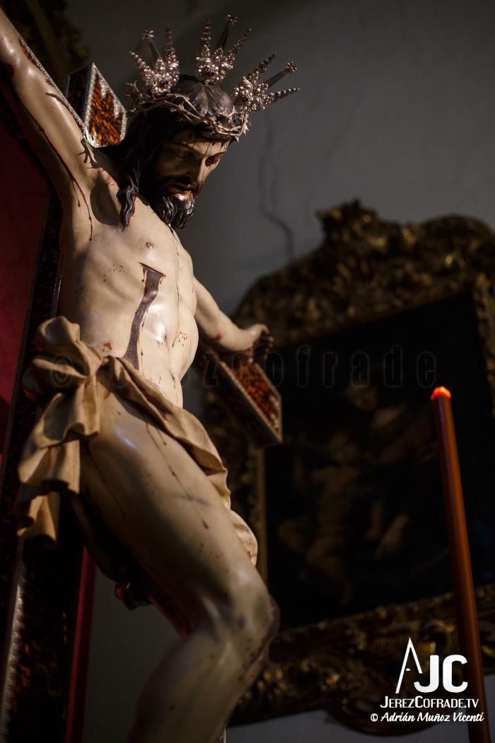 Cristo de la Salud San Lucas – Miercoles de Ceniza – Jerez 2017 (5)