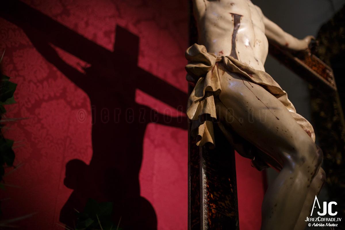 Cristo de la Salud San Lucas – Miercoles de Ceniza – Jerez 2017 (6)