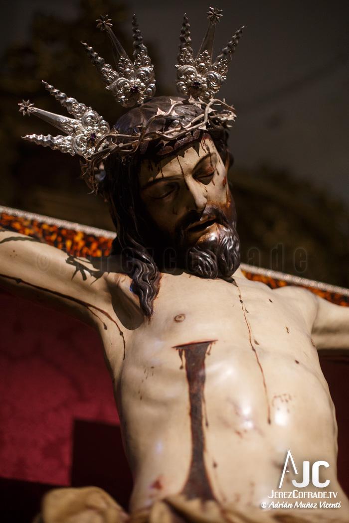 Cristo de la Salud San Lucas – Miercoles de Ceniza – Jerez 2017 (7)