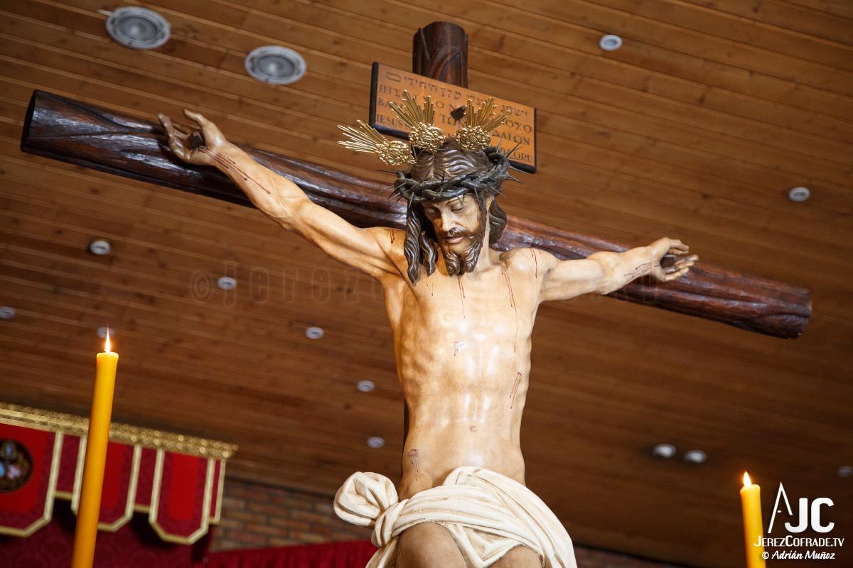 Cristo de las Misericordias – Fatima – Miercoles de Ceniza – Jerez 2017 (1)