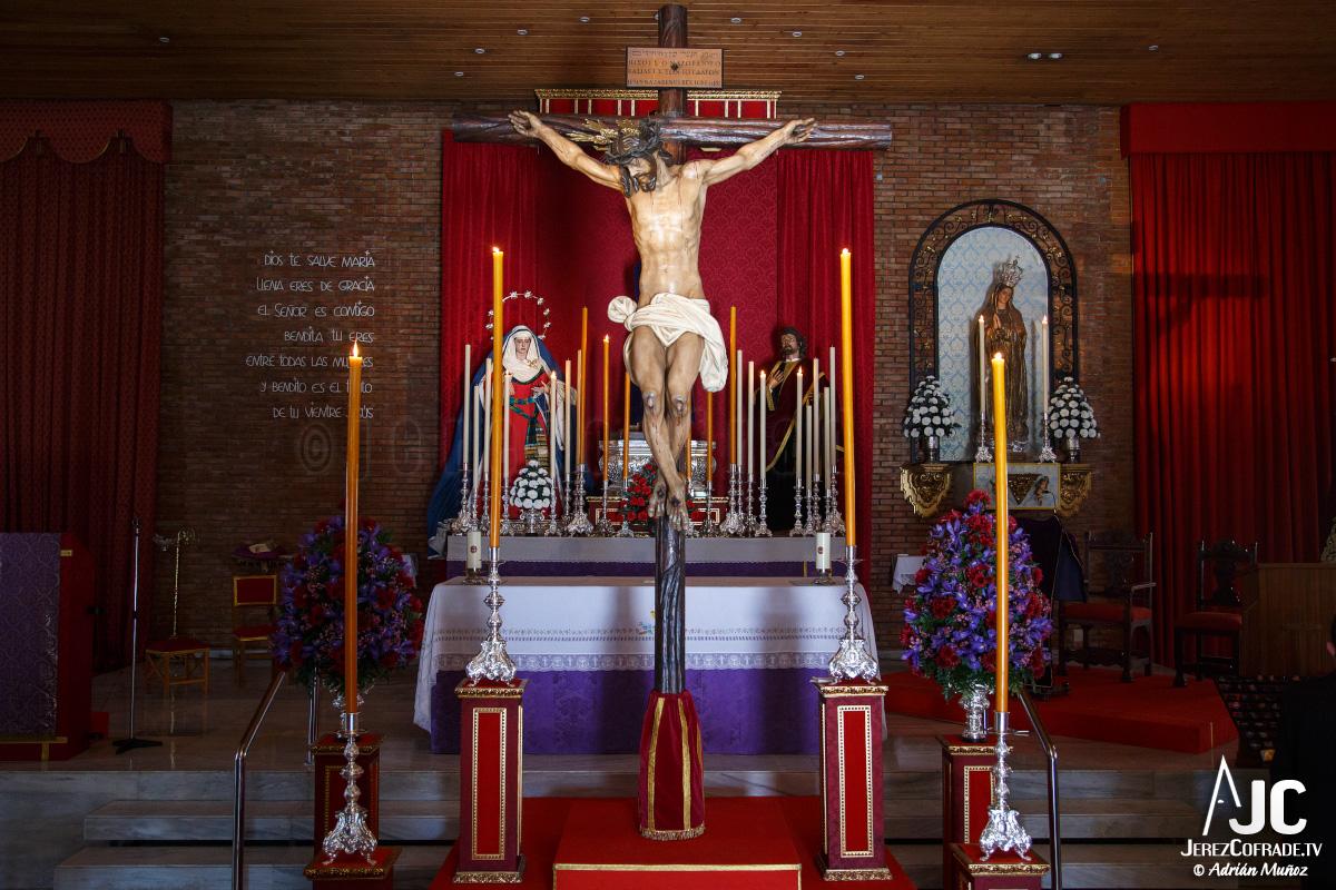 Cristo de las Misericordias – Fatima – Miercoles de Ceniza – Jerez 2017 (2)