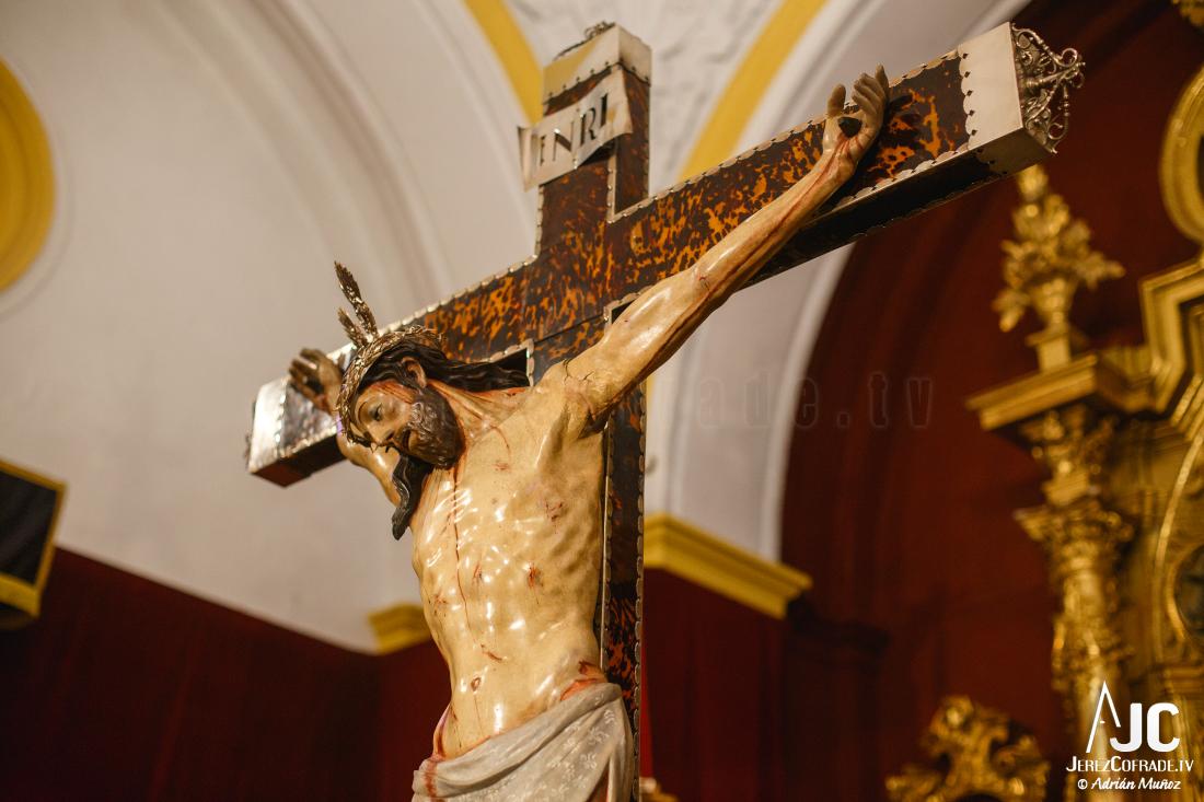 Cristo del Calvario – Primer Domingo de Cuaresma – Jerez 2017 (1)