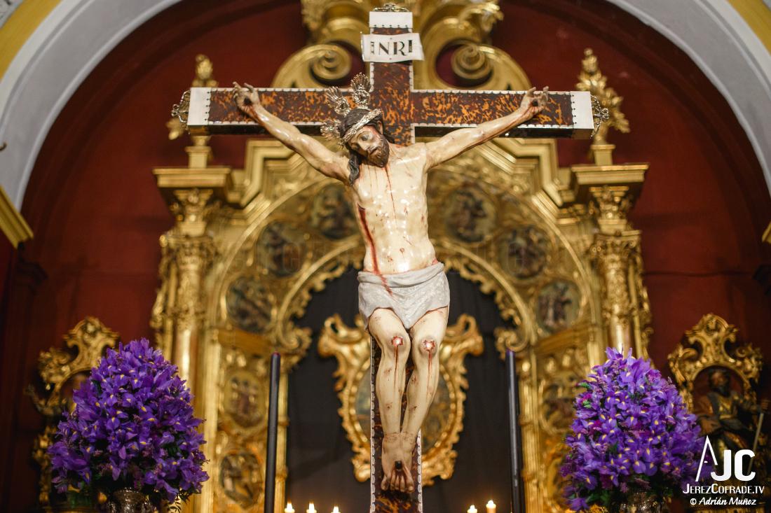 Cristo del Calvario – Primer Domingo de Cuaresma – Jerez 2017 (2)