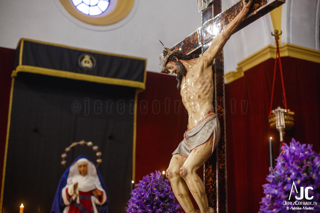 Cristo del Calvario – Primer Domingo de Cuaresma – Jerez 2017 (3)
