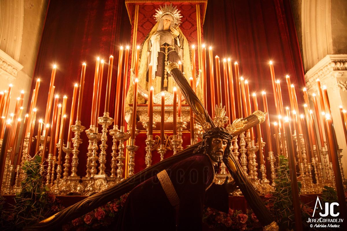 Primer Viernes Marzo – A la luz de las velas Tres Caidas