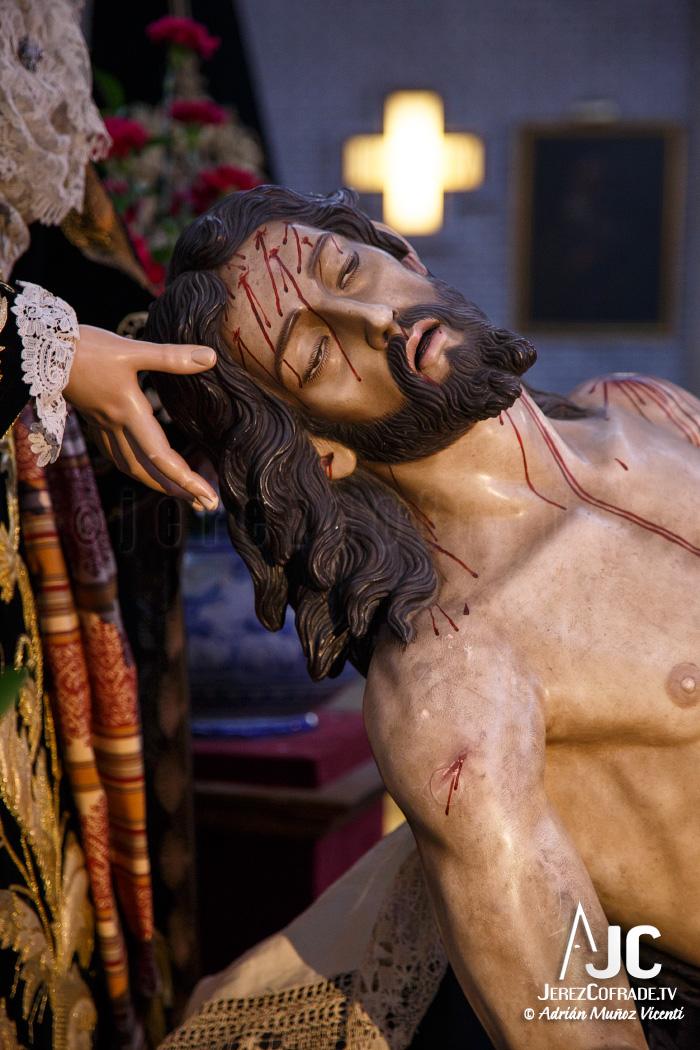 Sagrada Mortaja Caridad – Miercoles de Ceniza – Jerez 2017 (5)