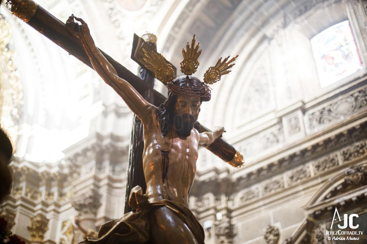Santo Crucifijo de la Salud – Miercoles de Ceniza – Jerez 2017 (1)