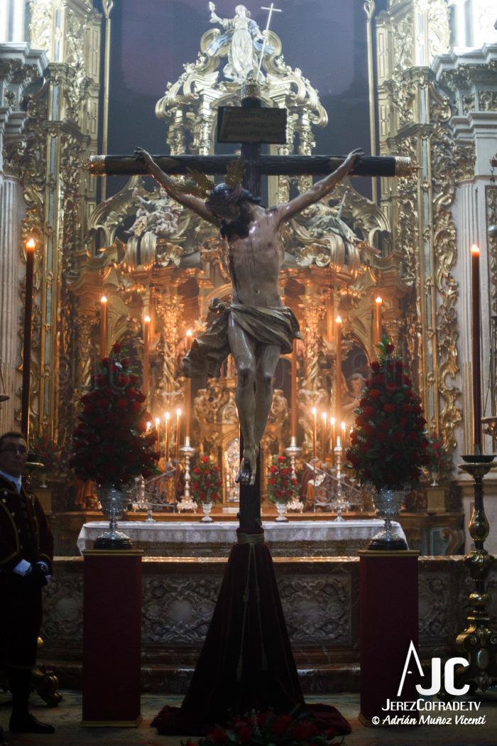 Santo Crucifijo de la Salud – Miercoles de Ceniza – Jerez 2017 (3)