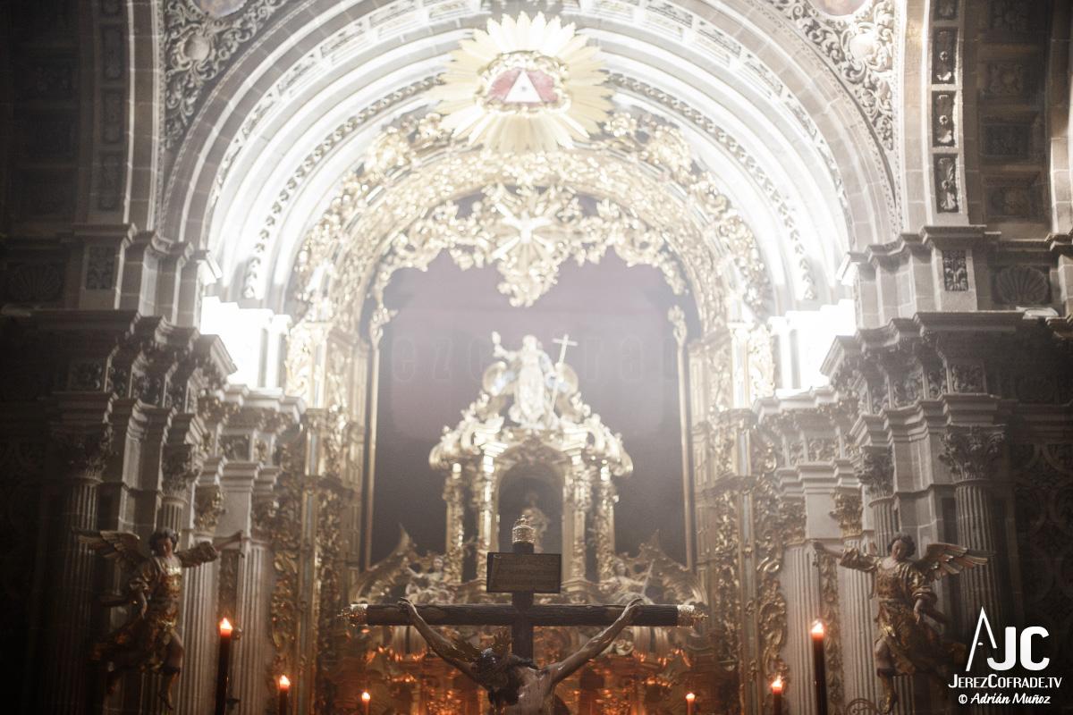 Santo Crucifijo de la Salud – Miercoles de Ceniza – Jerez 2017 (5)