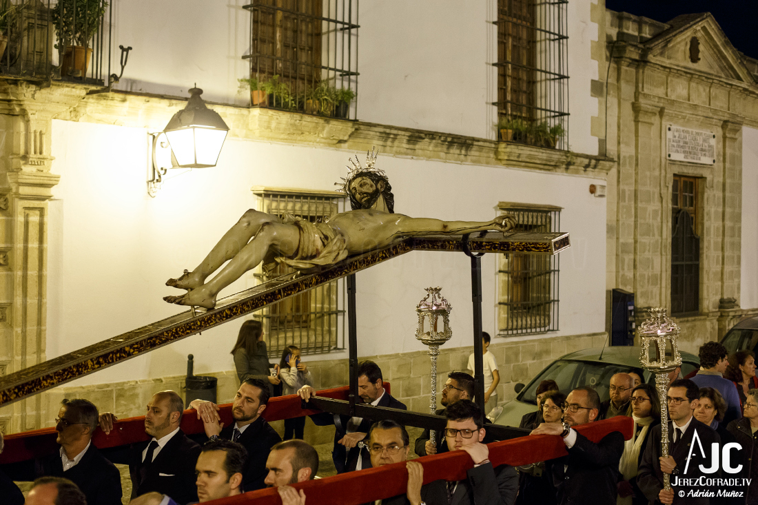 Vía Crucis Cristo Salud Jerez 2017 (7)