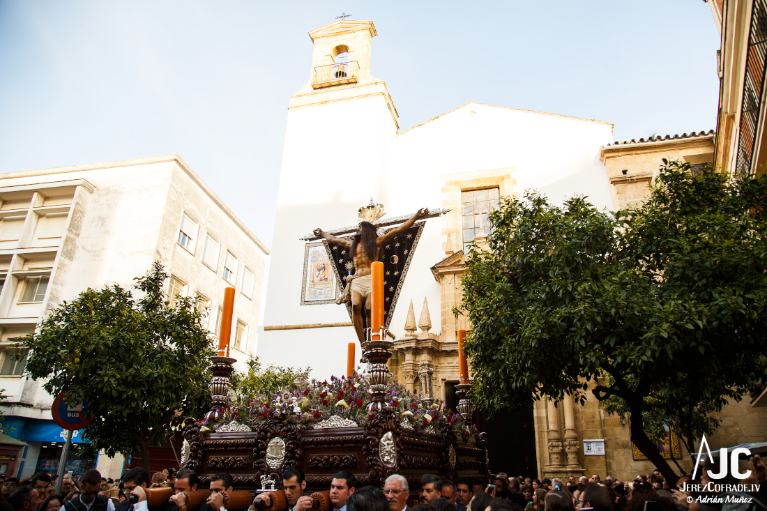 Via Crucis UHH Jerez 2017 – El Cristo (1)