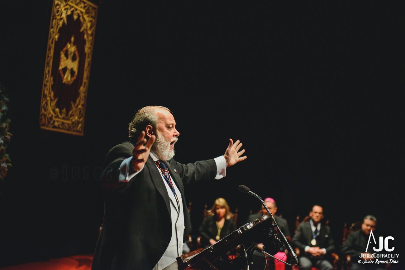 029Pregon Jose Blas – Semana Santa Jerez 2017 – Javier Romero Diaz