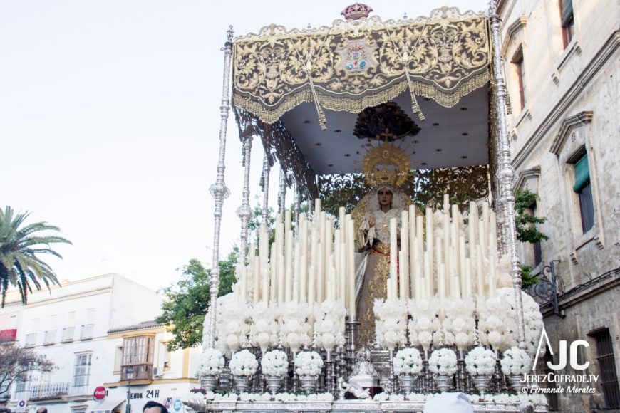 Madre de Dios de la Misericordia - Domingo de Ramos 2017 (2)