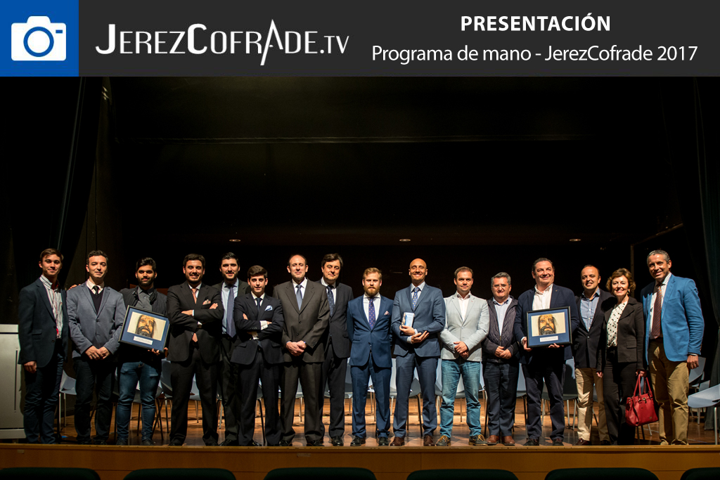 Programa de mano JerezCofrade2017
