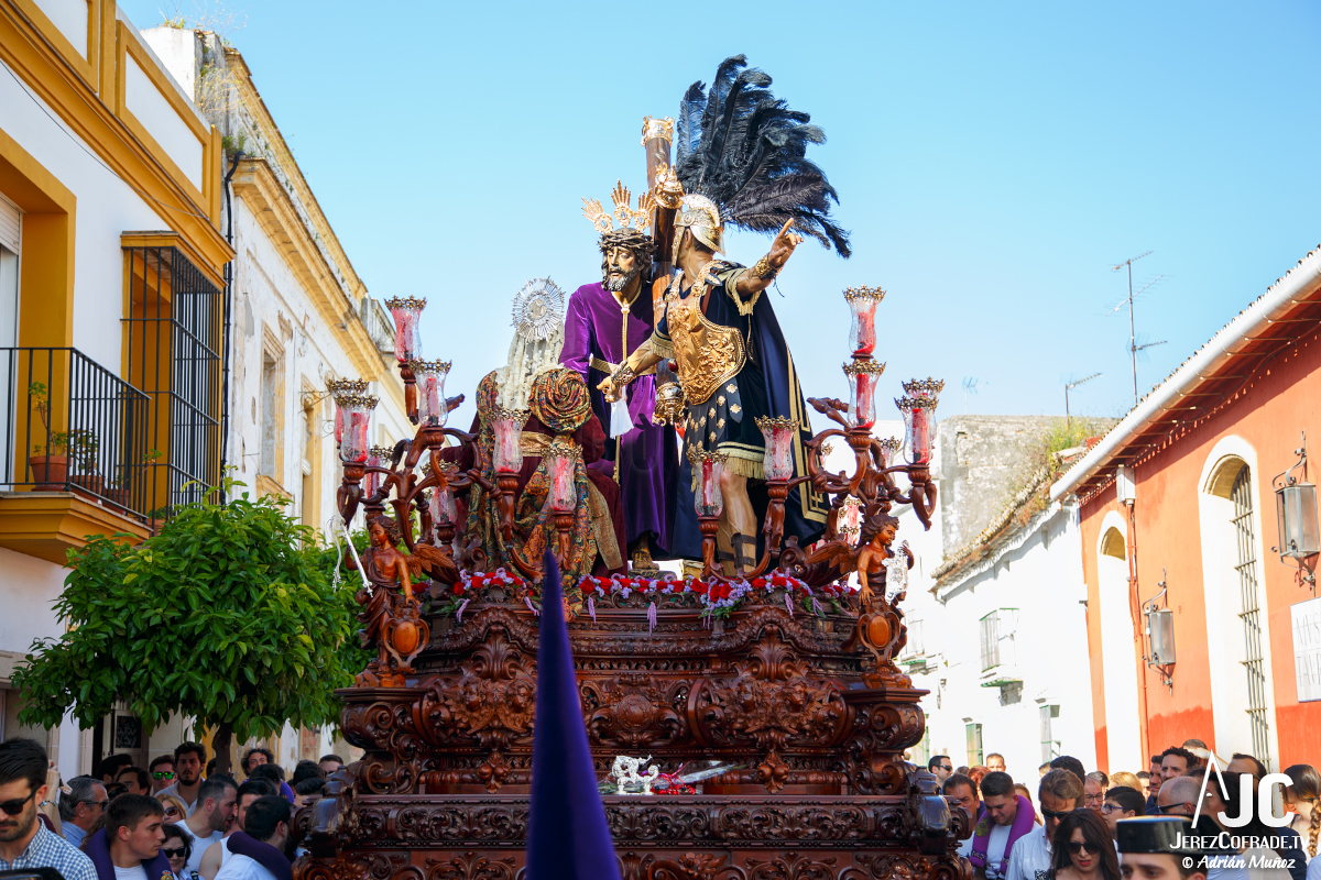 Jesus de las Misericordias – Lunes Santo Jerez 2017 (1)