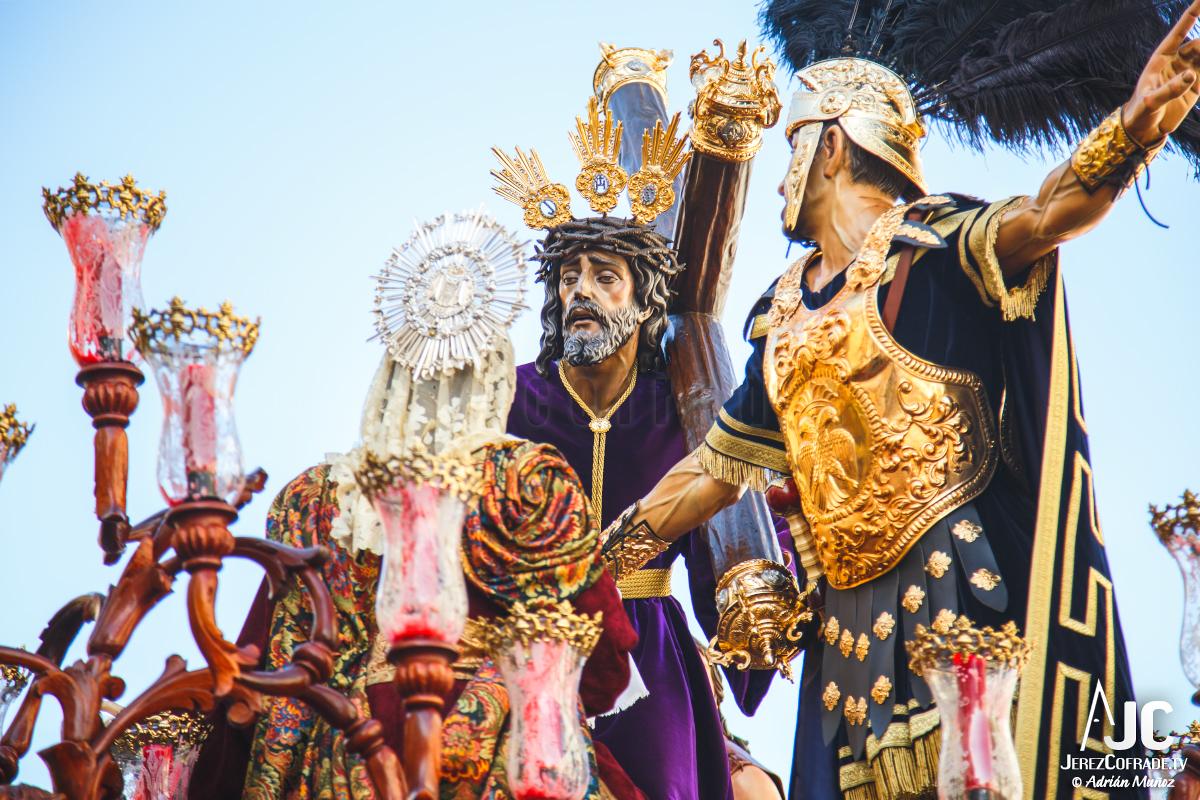 Jesus de las Misericordias – Lunes Santo Jerez 2017 (2)