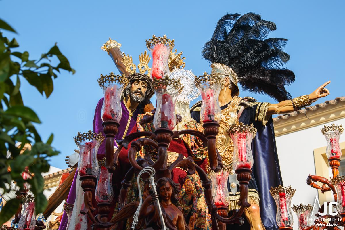 Jesus de las Misericordias – Lunes Santo Jerez 2017 (3)