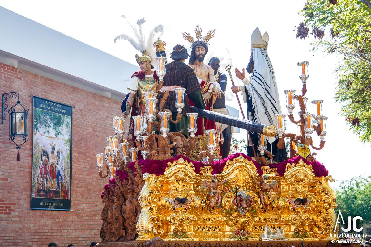 Paz de Fatima – Lunes Santo Jerez 2017 (2)