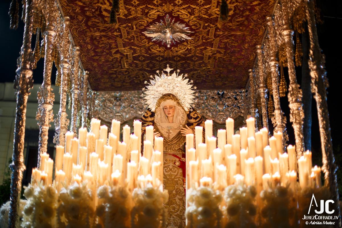 Paz y Concordia – Lunes Santo Jerez 2017 (2)