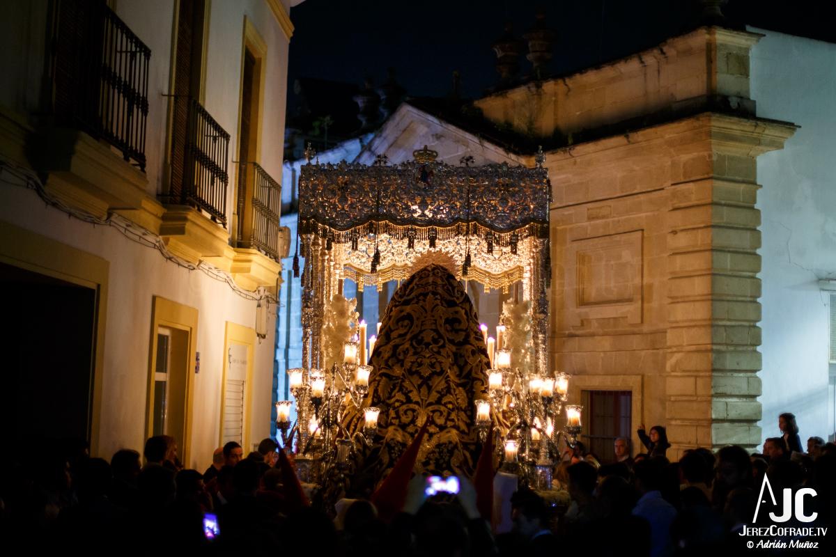 Paz y Concordia – Lunes Santo Jerez 2017 (4)
