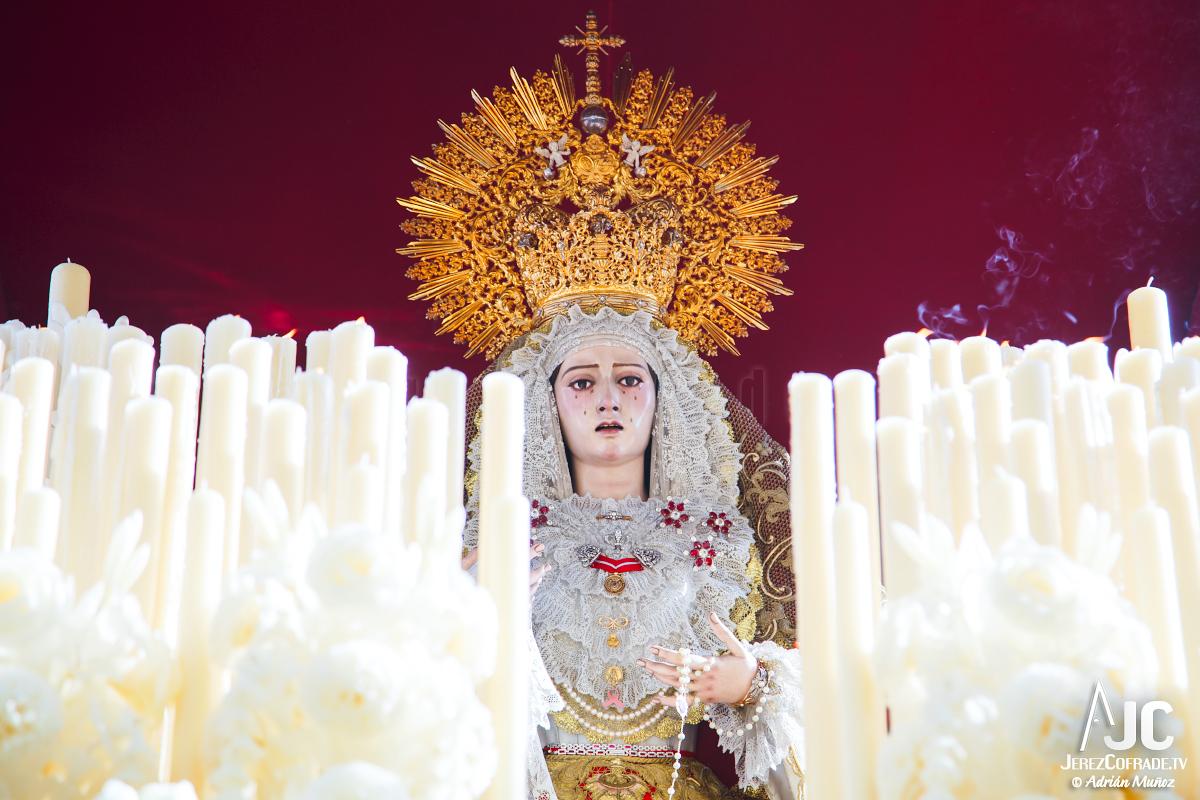 Refugio de los Pecadores – Lunes Santo Jerez 2017 (2)