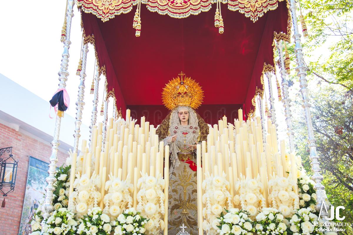 Refugio de los Pecadores – Lunes Santo Jerez 2017 (3)