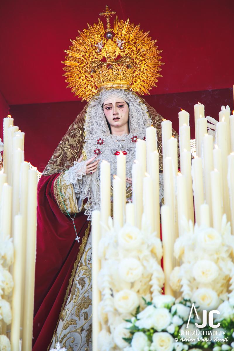 Refugio de los Pecadores – Lunes Santo Jerez 2017 (4)