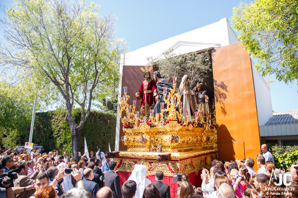 Clemencia – Martes Santo Jerez 2017 (1)