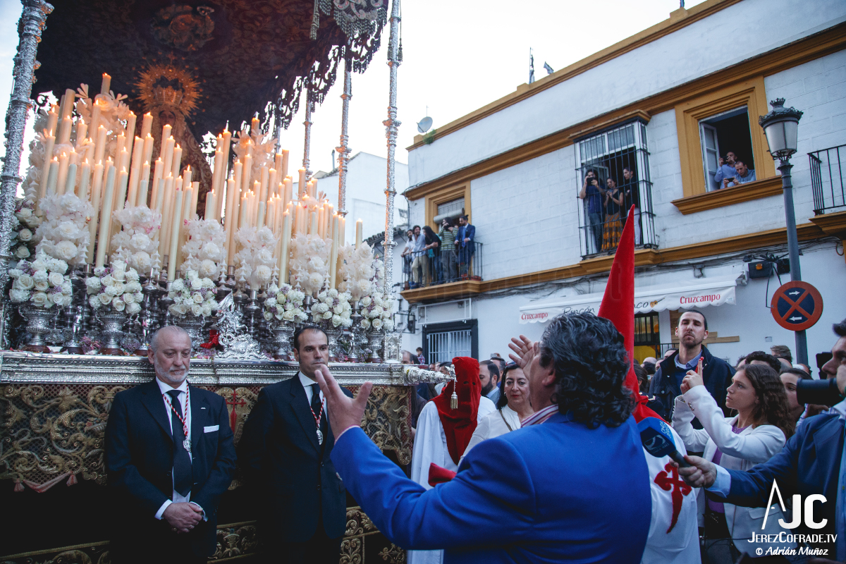 Desamparo – Miercoles Santo Jerez 2017 (4)