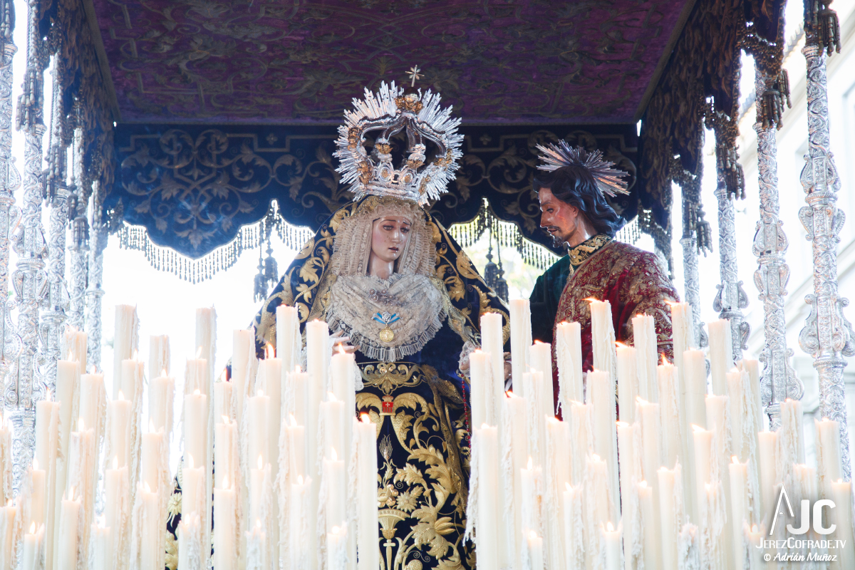 Desconsuelo – Martes Santo Jerez 2017 (6)