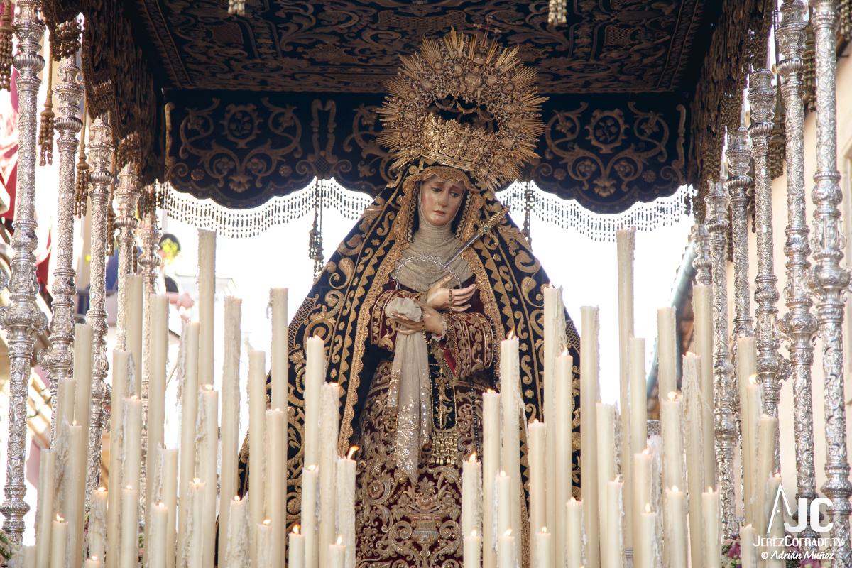 Dolores – Miercoles Santo Jerez 2017 (2)