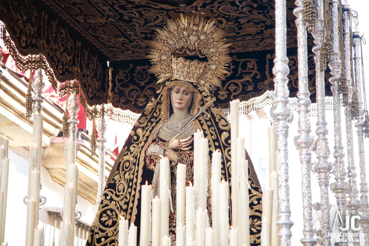 Dolores – Miercoles Santo Jerez 2017 (3)