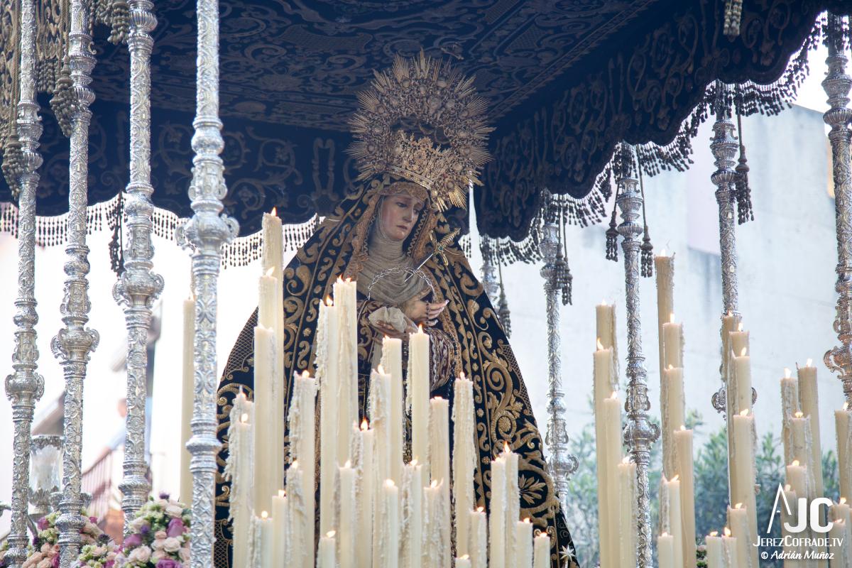 Dolores – Miercoles Santo Jerez 2017 (5)