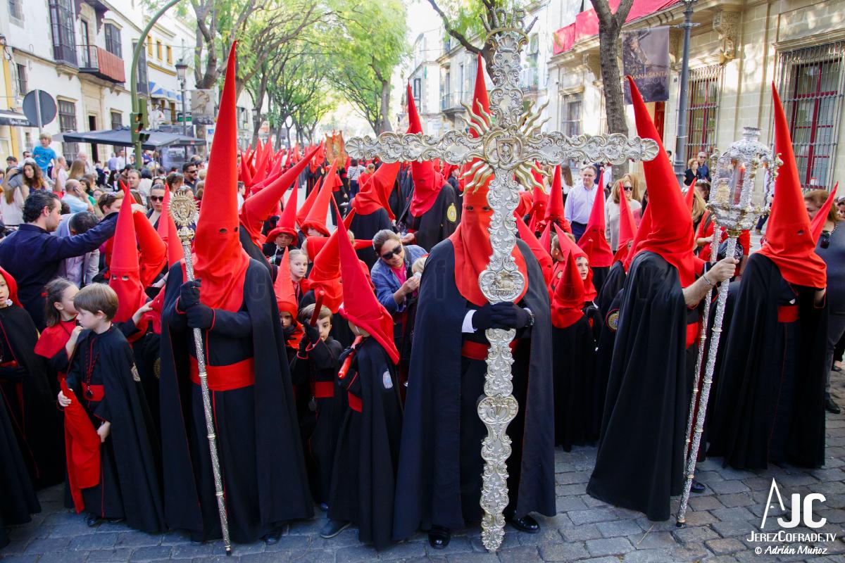 Judios de San Mateo – Martes Santo Jerez 2017 (1)
